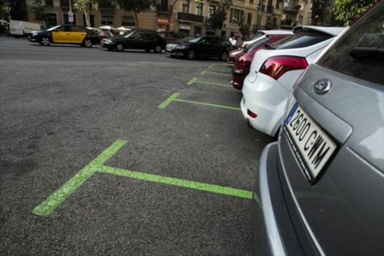 El Defensor del Pueblo interviene en los aparcamientos para residentes
